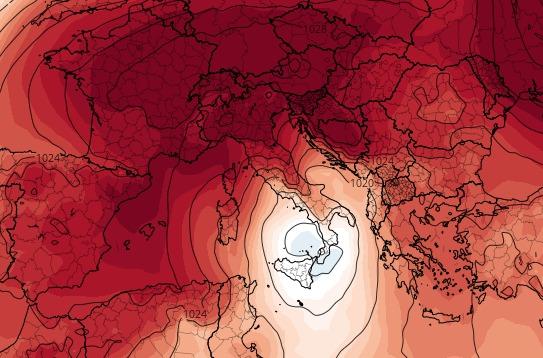 Miglioramento del tempo al Nord, perturbato al Sud