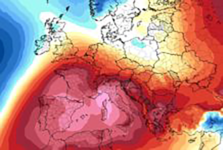 Estrema variabilità nei prossimi giorni, dal clima primaverile a quello invernale