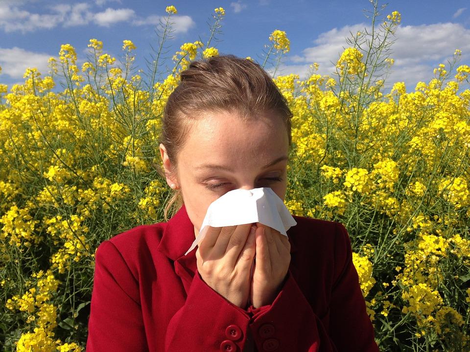 Allergia ai Pollini nel Salento in Primavera
